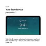 【コンセプト画像】新しいiPad Proコンセプトは、薄型ベゼルと丸みを帯びたディスプレイ、Face ID、そしてマルチタスクを想像。