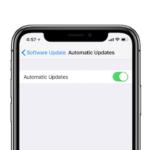 【iOS 12】iPhoneやiPadで新しいiOSアップデートを自動的にダウンロード&インストールする方法