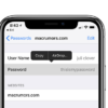 【iOS 12】AirDropを使ってパスワード共有できる新しいパスワード管理システム、その使用方法は?