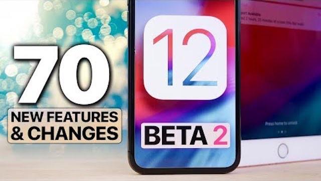 iOS 12 beta 2の新機能と変更点をまとめた動画を公開【Video】