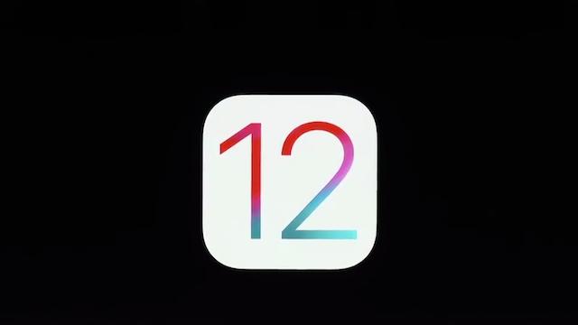 Apple、iOS 12 Beta 4を開発者向けにリリース。