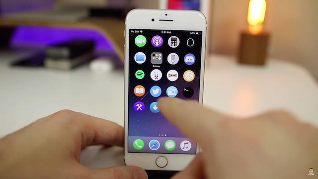【iOS 11】脱獄不要!iOS 11の起動ロゴやアイコン、通知バッジの色なんかを簡単にカスタマイズする方法。