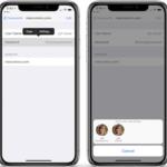 【iOS 12】iPhoneに保存されているパスワードをAirDropを使って共有する方法