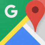 「Google マップ –  乗換案内 & グルメ 4.57」iOS向け最新版をリリース。自転車や徒歩でのルート検索で、そのルートの高低差のグラフを表示