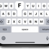 """iPhoneのキーボード入力の""""おせっかい機能""""「文字プレビュー」を無効、オフにする方法"""