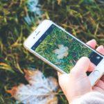 iPhoneやiPadで、写真アプリで撮った写真の向きを回転、修正する方法