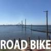 【ロードバイク】木更津に海中電柱を見に行く【ポタリング】