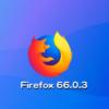 Mozilla、Firefox 66.0.3デスクトップ向け修正バージョンをリリース。Windows 10タブレットでの挙動やHTML5ゲームでのパフォーマンスなど