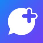 「+メッセージ(プラスメッセージ) 2.0.8」iOS向け最新版をリリース。プロフィール画像をトリミングする機能などを追加