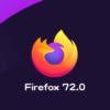 Mozilla、Firefox 72.0デスクトップ向け最新安定版をリリース。