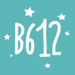 「B612 – いつもの毎日をもっと楽しく 9.12.10」iOS向け最新版をリリース。スタンプ作成機能に「顔変形」機能が追加