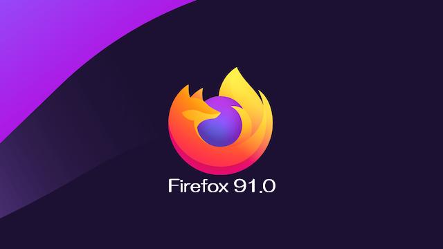 Mozilla、Firefox 91.0デスクトップ向け最新安定版をリリース。Microsoft アカウント、職場または学校アカウントでの Windows のシングルサインオンが利用可能に、など